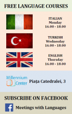 JOIN OUR NEW FREE LANGUAGE COURSES!