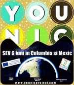 Voluntar in COLUMBIA - 6 luni in proiectul Younic